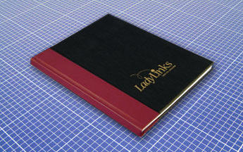 Two Tone Meeting Book
